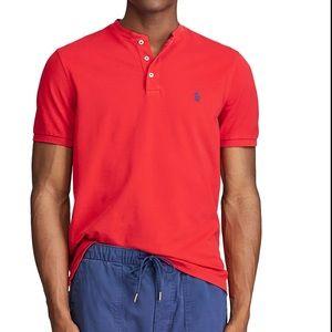 Polo Ralph Lauren red polo shirt M